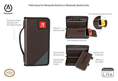 Amazon: Estuche transportador para Nintendo Switch o Switch Lite