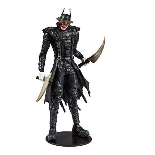 Amazon: Batman Who Laughs McFarlane DC Collector