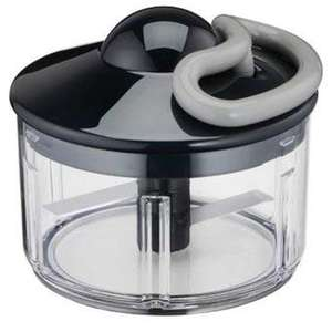 Amazon: T-fal Picadora/Trituradora Manual de Alimentos Negro