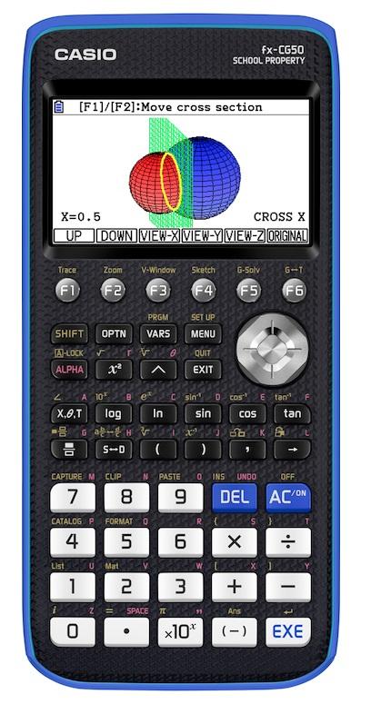 Best Buy: Casio PRIZM FX-CG50 Calculadora gráfica a Color