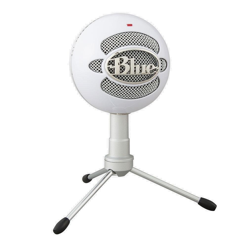 Microfono Blue Snowball iCE USB - Blanco - Best Buy