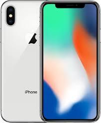 Movistar: Apple iPhone X 64GB Plata