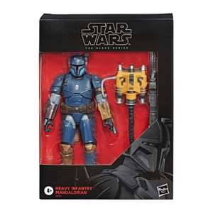 Walmart: Star Wars The Black Series - Heavy Infantry Mandalorian
