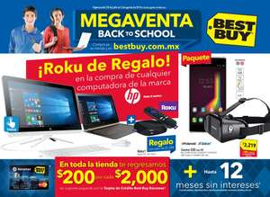 Best Buy: folleto del 28 de julio al 3 de agosto