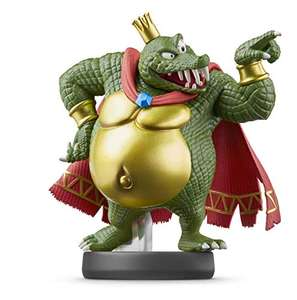 Amazon.com.mx Amiibo King K. Rool Super Smash Bros.