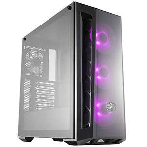 Amazon: (¡precio al agregar!) Cooler Master MasterBox MB520 RGB | ATX,Micro-ATX,Mini-ITX