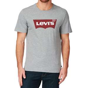 Amazon Levi's Graphic Set-In Neck Playera para Hombre