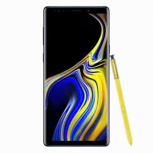 Movistar: Samsung Galaxy Note 9 128 GB Azul