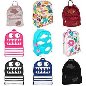 Bag City: Mochilas Desde $149 + Collar Regalo