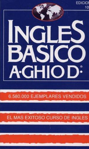 Amazon: Libro para aprender Inglés básico AGHIOD