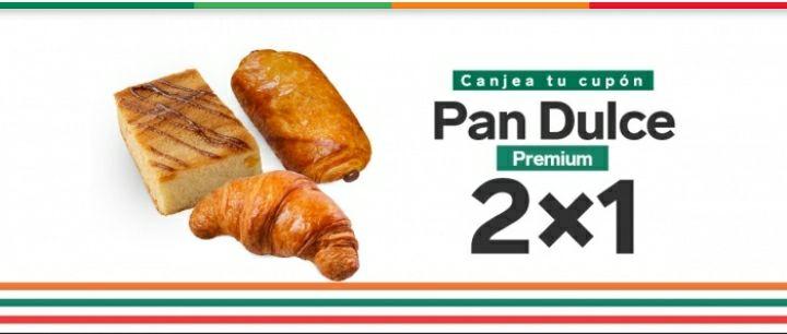 7 Eleven: Pan Dulce 2x1