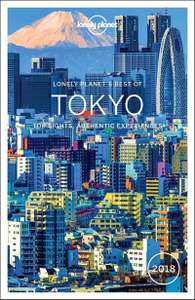 Amazon: Guía de viaje Lonely Planet Best of Tokyo 2018
