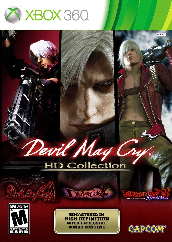 Amazon: Devil May Cry HD Collection (DMC 1, 2 y 3) para Xbox 360