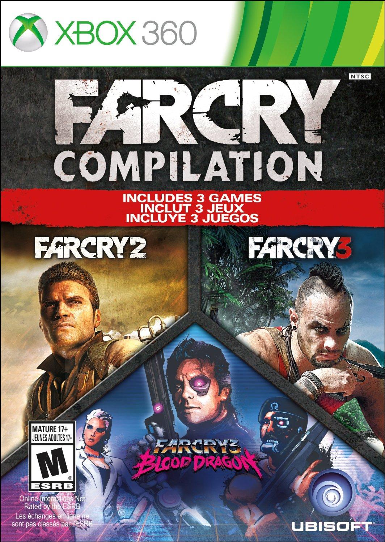 Amazon: FARCRY Compilation para Xbox 360