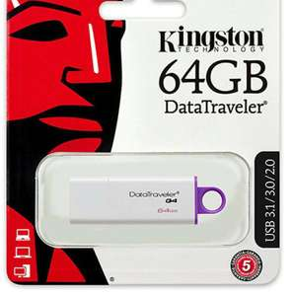 Amazon: Kingston DTIG4 64GB 3.0