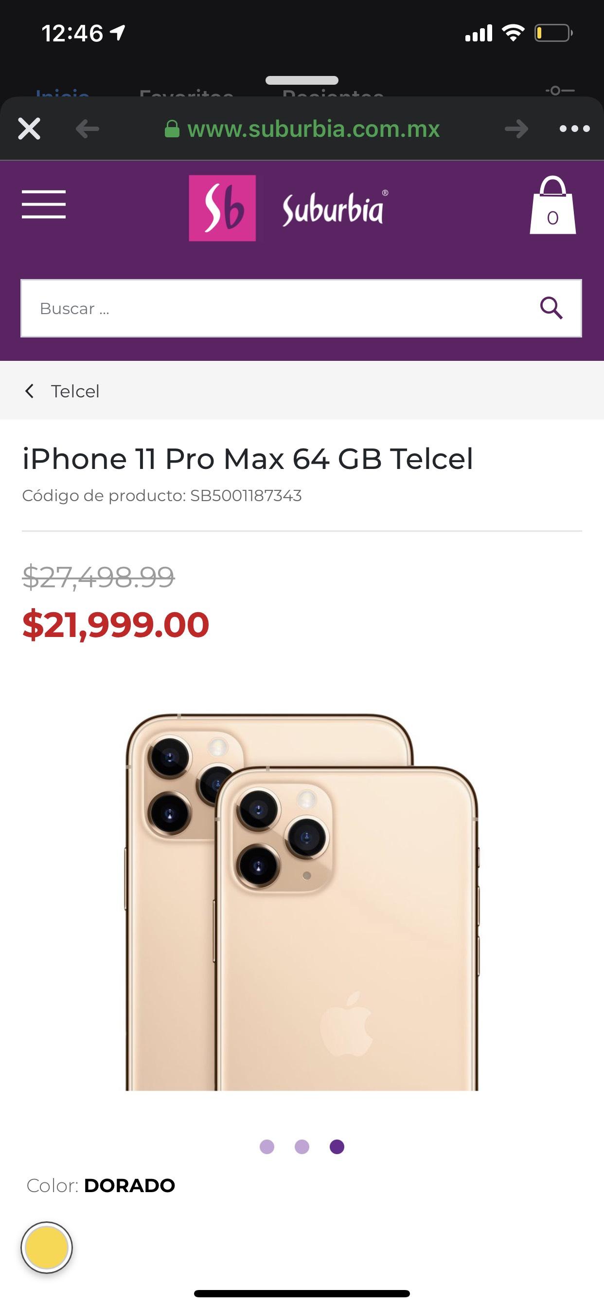 Suburbia: iPhone 11 Pro Max