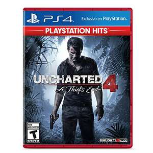 Amazon: Uncharted 4: A Thief's End