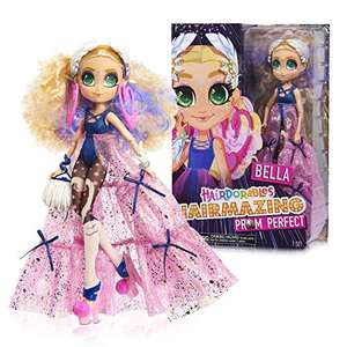 Amazon: Muñeca Hairdorables, muy barata