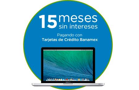 """Sam's Club en línea: MacBook Pro 13"""" 4GB RAM 500 GB Disco Duro a $13,999"""
