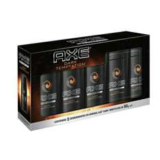 Costco en línea: Axe Dark Temptation desodorante en aerosol 5 piezas de 96 gr+ envío gratis
