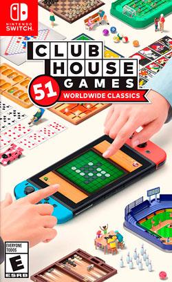 Mixup: Clubhouse Games 51 Worldwide Classics Nintendo Switch en $640