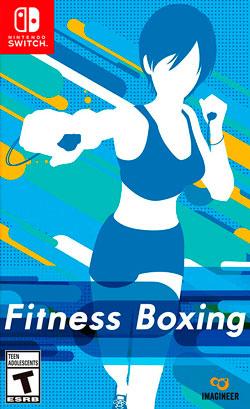 mixup: Fitness boxing para Switch