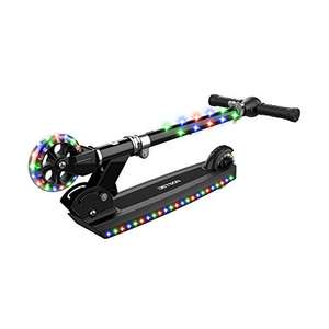 Amazon: Scooter con luces