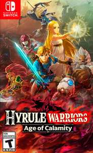 MIX UP: Hyrule Warriors: Age of Calamity para Nintendo Switch - Standard Edition