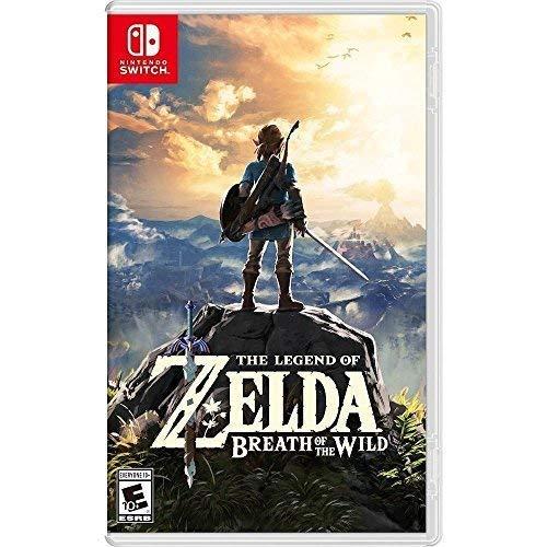 Amazon: Zelda Breath of the Wild