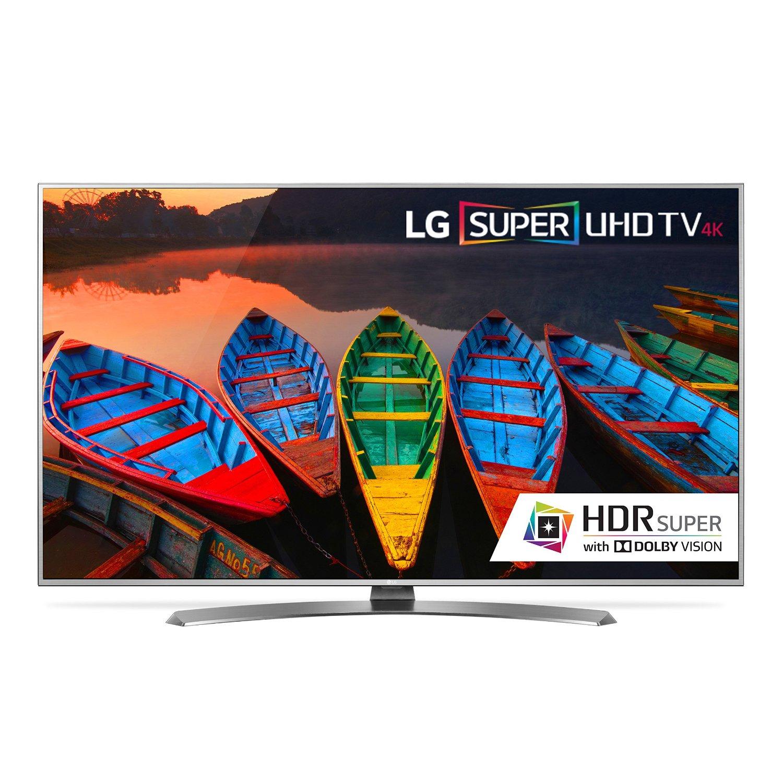 "Amazon: pantalla LG 65UH7700.AWM 4K Smart TV 65"" LED, webOS, 20W a $19,999"