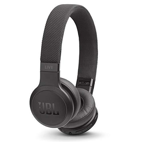 Amazon: Audifonos JBL Live 400 BT Negro