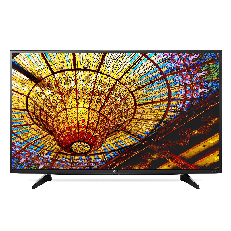 "Amazon: LG 49UH6100.AWM Smart TV 49"" LED, Plataforma webOS"