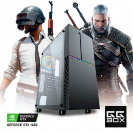 Mi PC: COMPUTADORA GAMER GGBOX 3 GEFORCE GTX 1650 4GB i3 8GB 1TB WIFI No OS