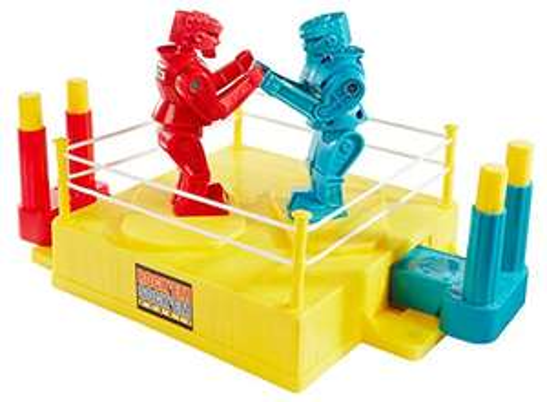 Amazon - Robots que se pegan (De Boxeo)