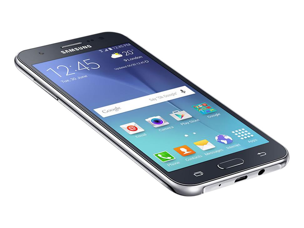 Liverpool en línea: Samsung Galaxy J7 (negro) -18%