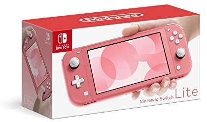 Elektra: Nintendo switch lite todos los colores mejor precio que amazon