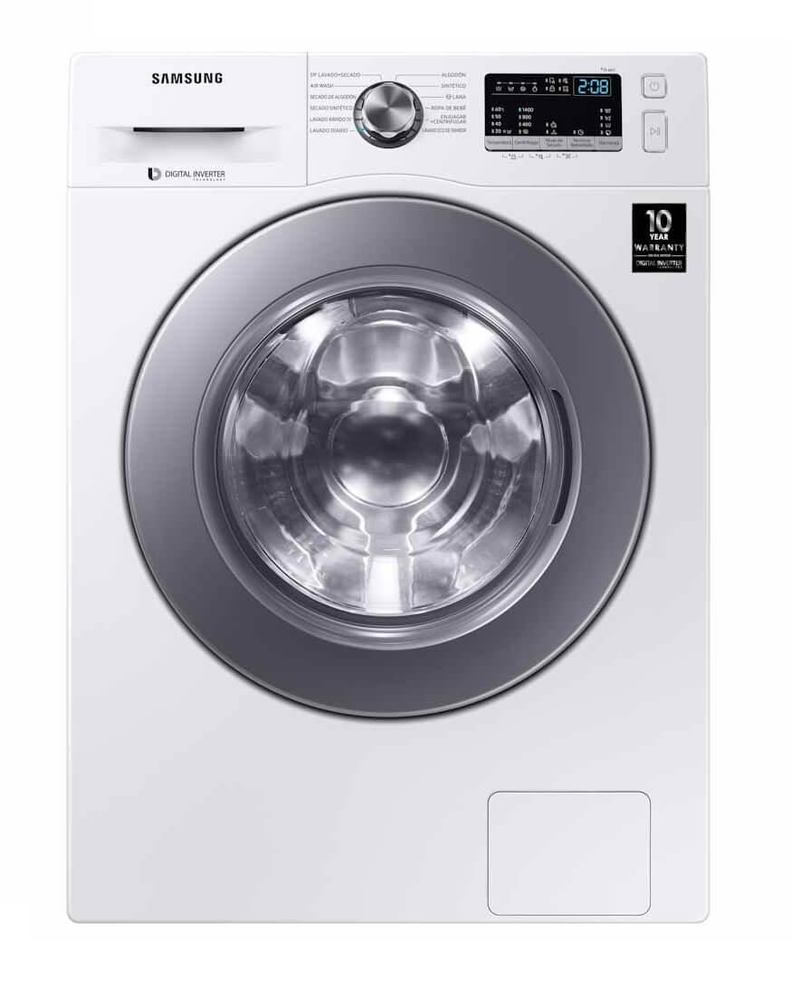 Best Buy: Lavasecadora Samsung 11.5kg/7kg