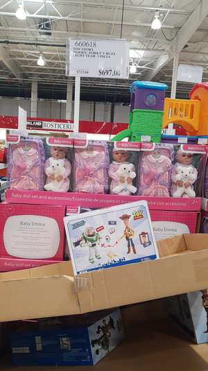 Costco Juguetes toy story