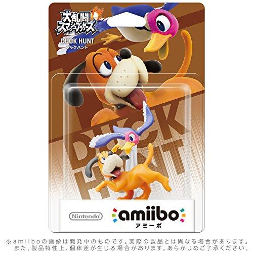 Amazon: amiibo Duck Hunt (Japan import)