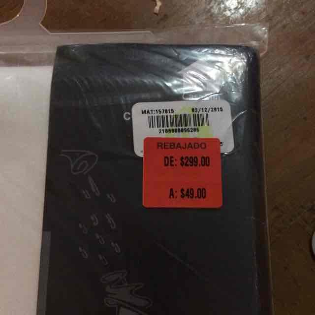 Home Store: cortina de baño poliéster en $49 pesos