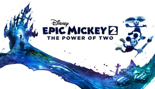 Steam: Disney Epic Mickey 2 con 70% de descuento