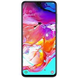 Movistar: Samsung Galaxy A70 128 GB Negro