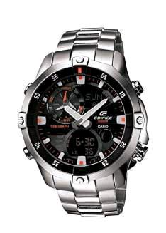 Amazon: reloj Casio Edifice EMA-100D-1A1VEF a $1,178