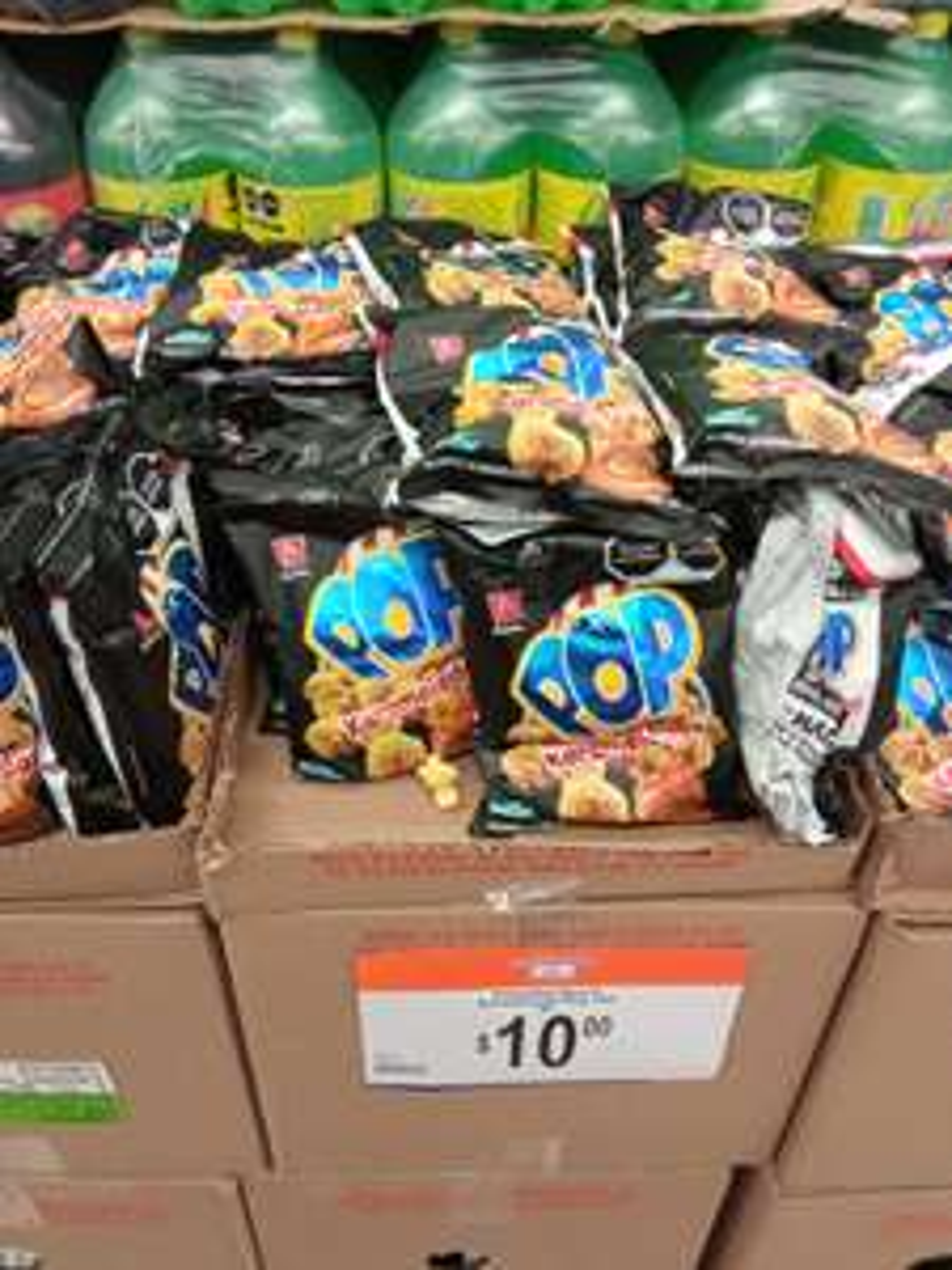 Chedraui Ciudad del Carmen: Palomitas barcel karameladas pop 105gr