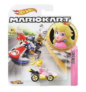 Amazon: hot wheels Mario kart peach