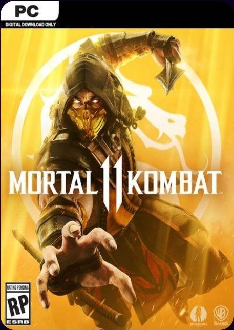 CDkeys, Mortal Kombat 11 - Steam