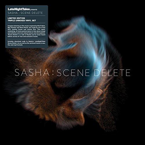 Amazon, Sasha: Late Night Tales Vinyl (3 LP´s)