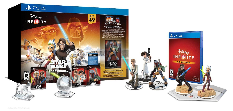 Sanborns en línea - Disney Infinity 3.0 Star Wars Saga Bundle PS4 (Envío Gratis)