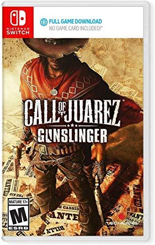 Amazon: Call of Juarez Switch