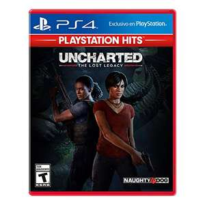 Amazon: El Uncharted: The Lost Legacy - Standard Edition